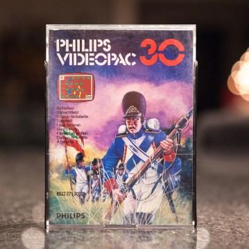 30 Battlefield - Videopac