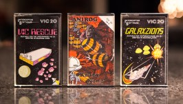 Vic Rescue, Anirog Krazy Kong and Galaxions - VIC-20