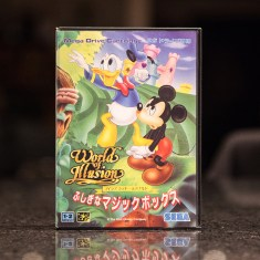 World of Illusion - Sega Mega Drive