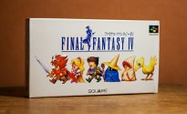 Final Fantasy IV Super Famicom