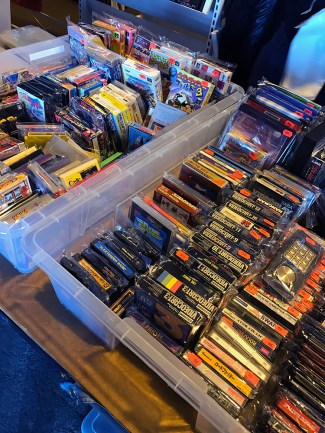 Retro games for sale