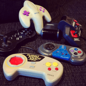 Third party controllers