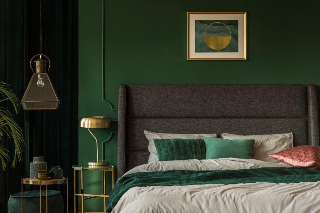 10 Green Bedroom Ideas For Deep Sleep 100 Guaranteed Storables