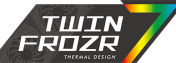 TWIN FROZR 7 LOGO