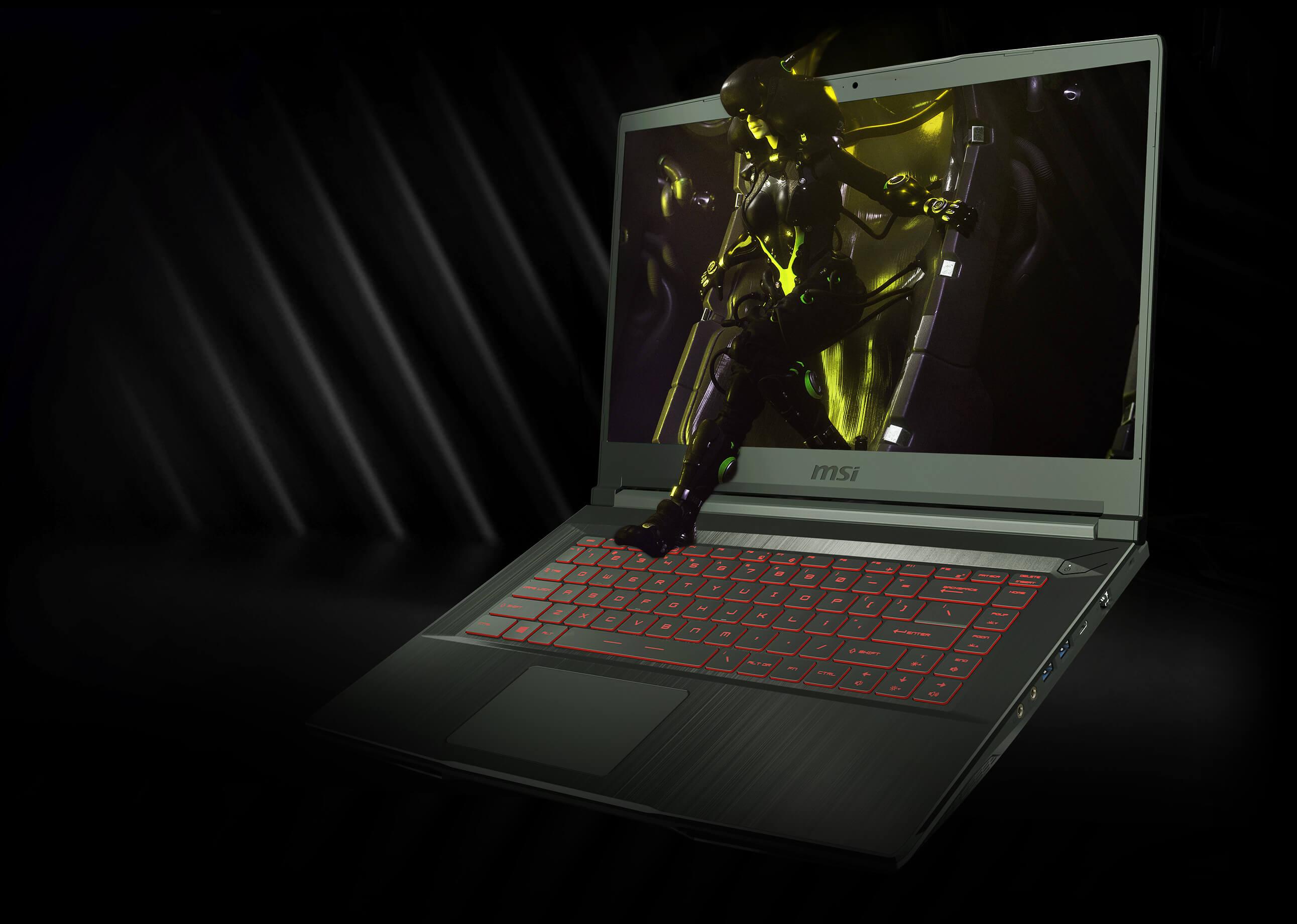 【618】MSI微星 GF63 Thin 10SCXR-282TW 窄邊電競筆電-筆記型電腦專館 - EcLife良興購物網