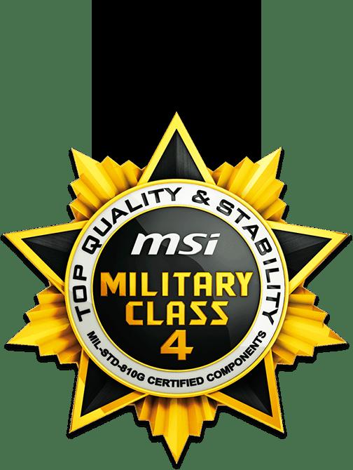 military 4