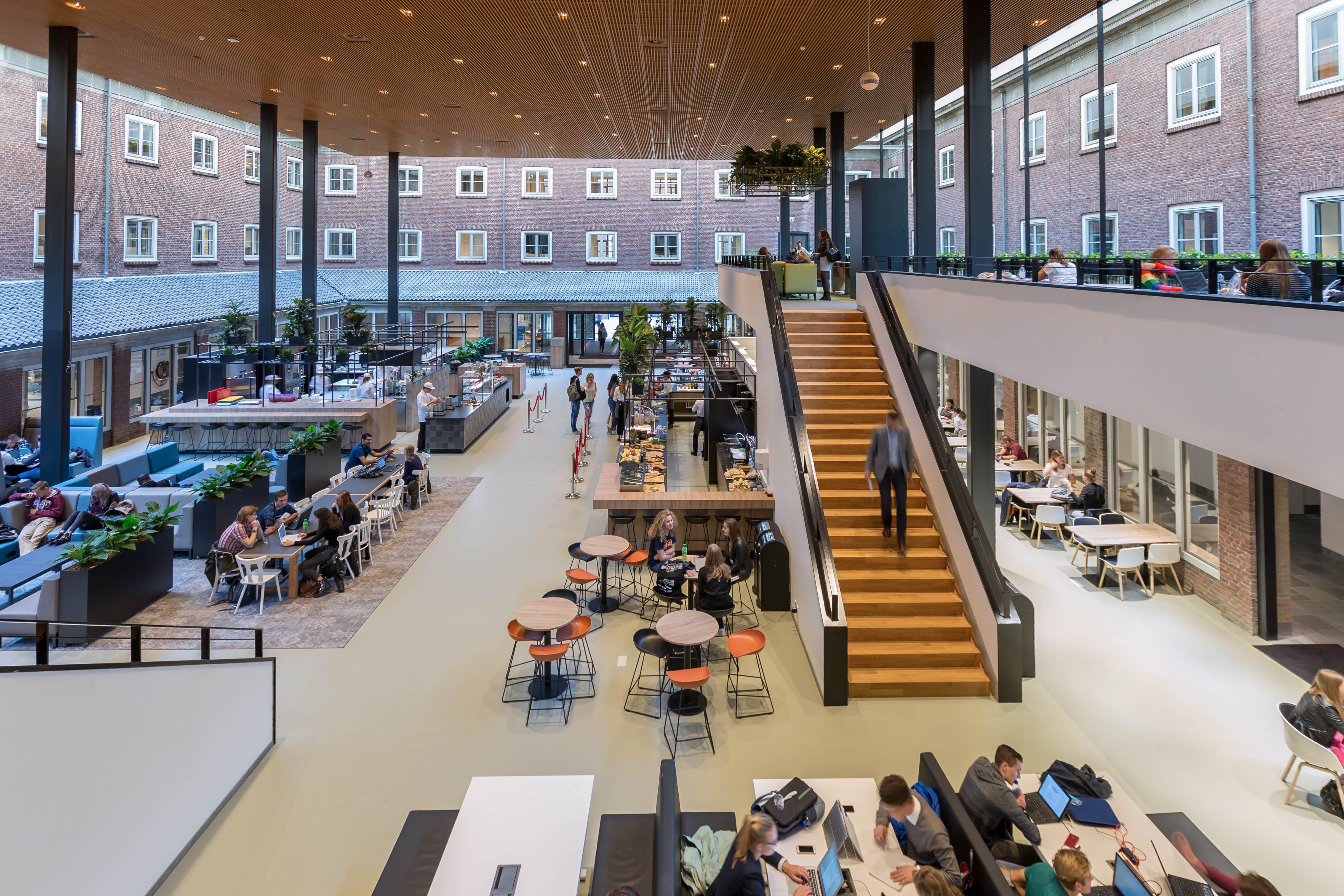 University Applied Sciences Netherlands