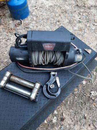 Warn x8000i winch - $400 (Winnfield)   Auto Parts Sale ...