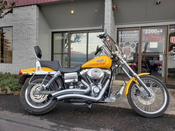 2006 dyna wide glide for sale zecycles