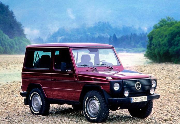Mercedes-Benz G-klasa - 40 godina G-klase: Mercedes je neprestano radio na poboljšanju G-klase