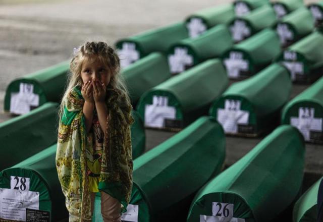 Srebrenica obiljžava 24. godišnjicu genocida - Srebrenica obiljžava 24. godišnjicu genocida