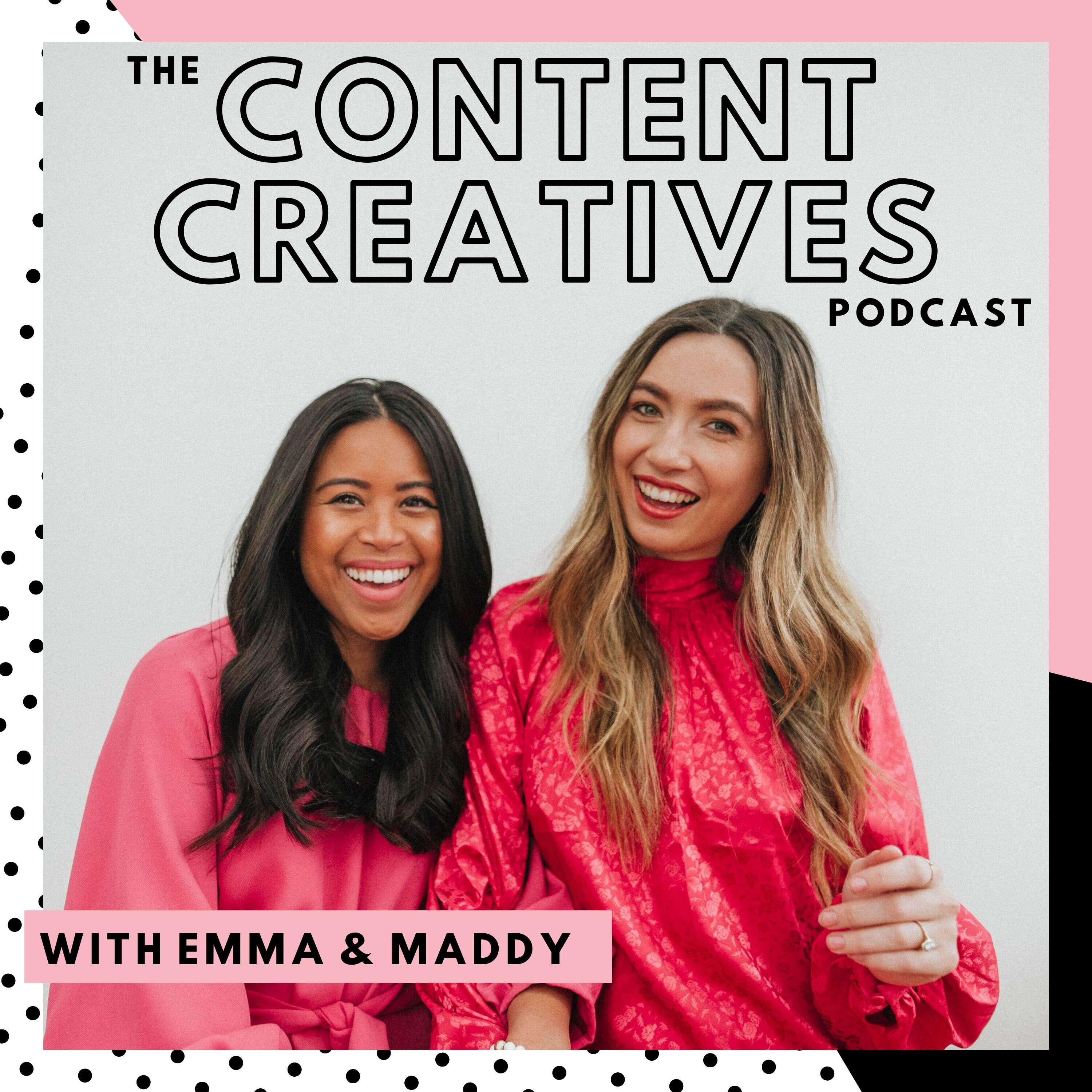 Content Creatives Podcast