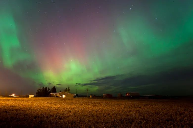 Calgary Northern Lights Forecast