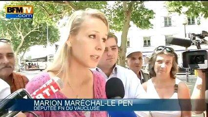 Marion Marechal-Le Pen députée