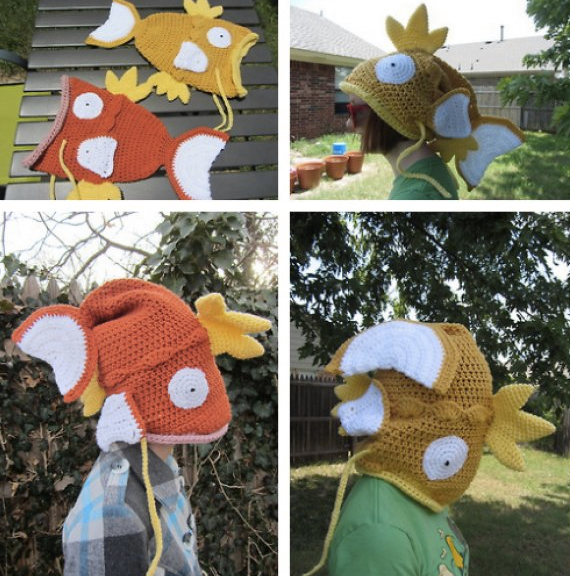 bonnet magicarpe