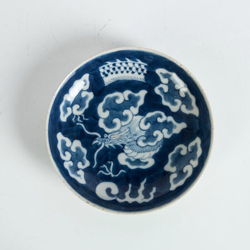 Coupe en porcelaine 'bleu de Huê', Chine pour le Vietnam, Huê, XIXe siècle