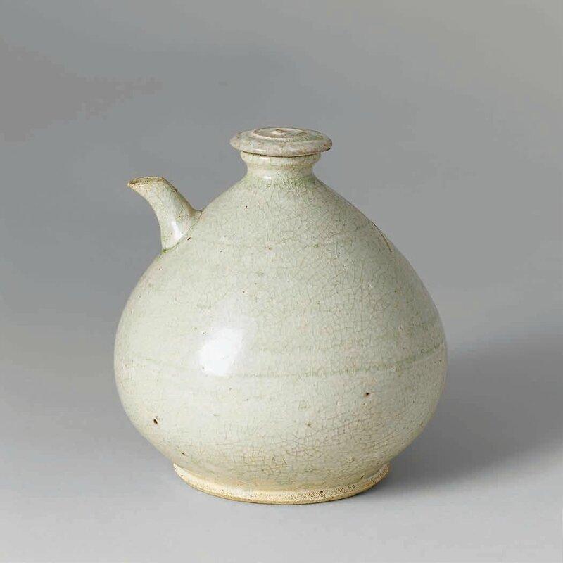 Lidded Ewer Tran Dynasty 1225-1400 A