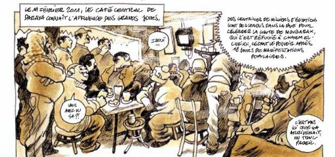 la-dame-de-damas-jean-pierre-filiu-cyrille-pomc3a8s-rc3a9volution-c3a9gyptienne
