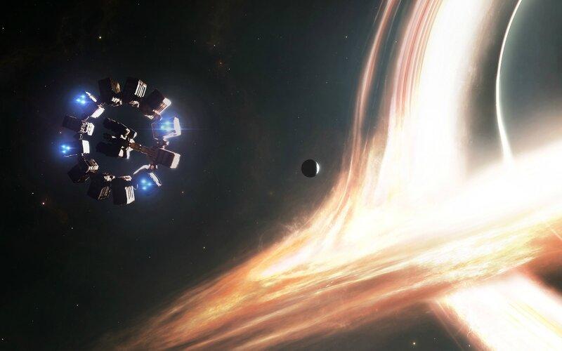 Endurance-Spaceship-Interstellar-Movie-Background