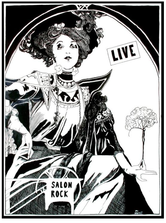 salon rock