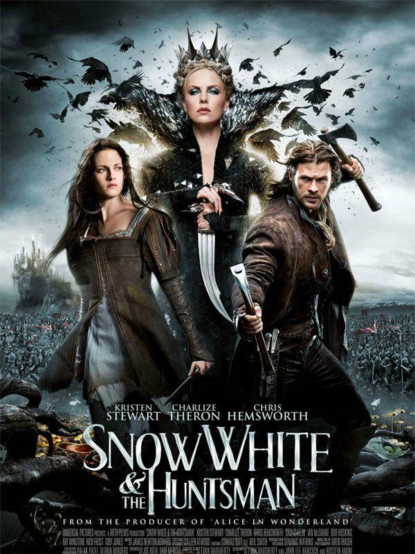 Blanche neige et le chasseur (ou le retour de la pomme empoisonnée) dans Vu au cinéma 76190436