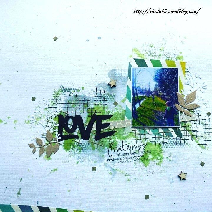 Love Printemps