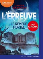 026 - L'epreuve 3 le remede mortel audio lu par Adrien Larmande