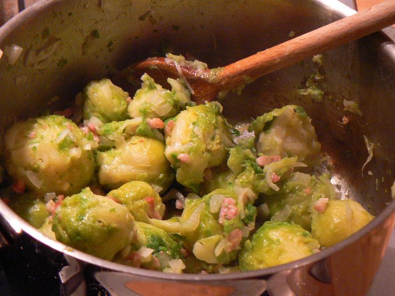 Comment aimer les choux de bruxelles ma p 39 tite cuisine - Comment cuisiner les choux de bruxelles ...