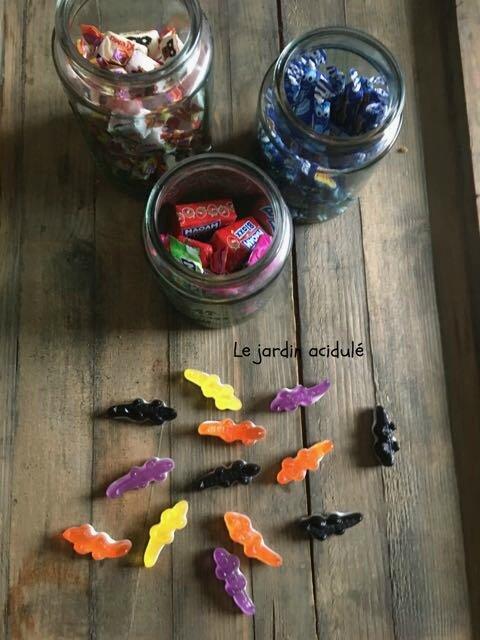 bonbons halloween 5