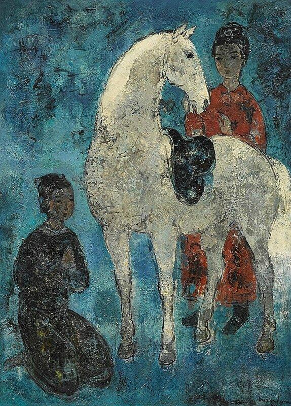 Vũ Cao Đàm (1908-2000), L'Adleu