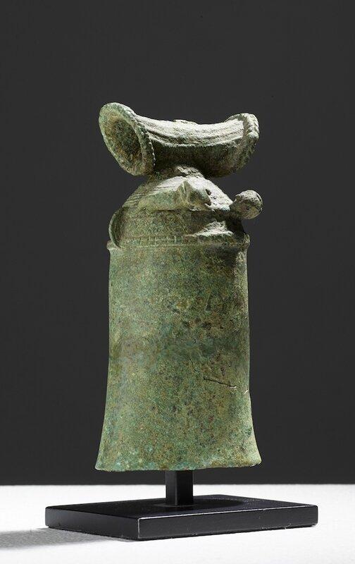 Cloche, Vietnam, Culture de Đông Sơn, 3°-1° siècle BC