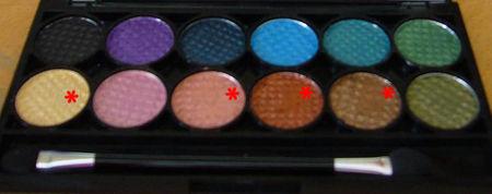 Make_up_n_5_palette