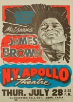 james brown apollo