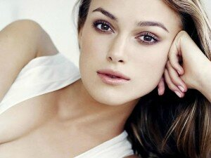 Keira Knightley thin