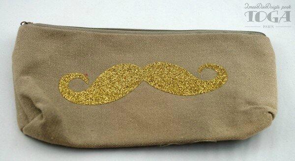 trousse glitter moustache_2mesdixdoigts
