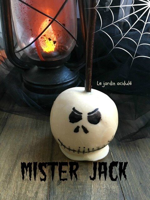 Mr jack apple