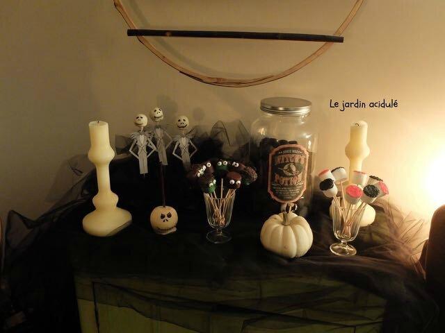 déco halloween 3