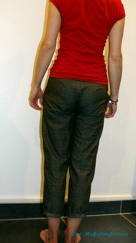 Pantalon Gilbert - MaBoîteàbricoles