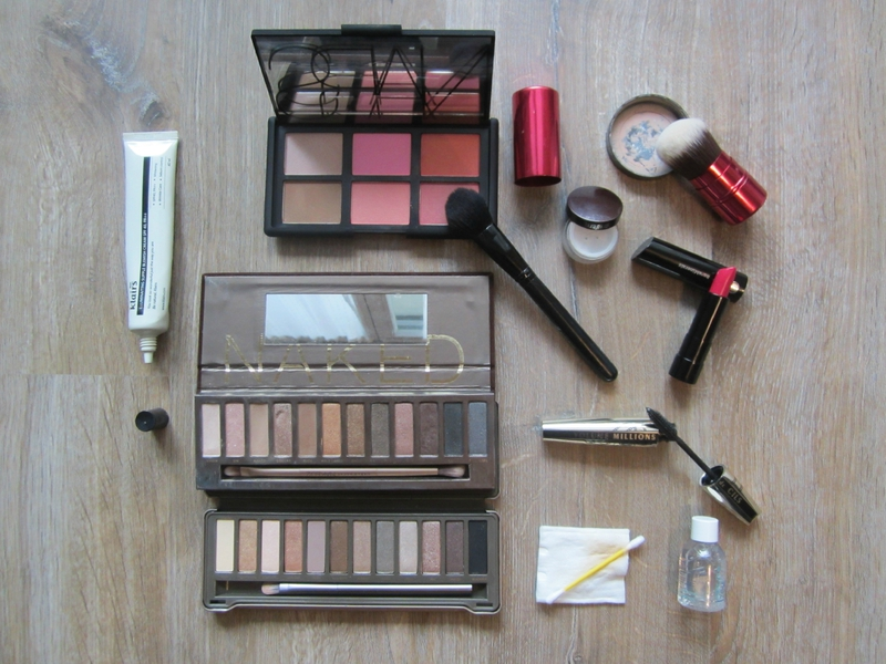 Mlle Delicieuse Routine Makeup Automne 2013 b