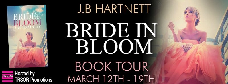 bride in bloom book tour