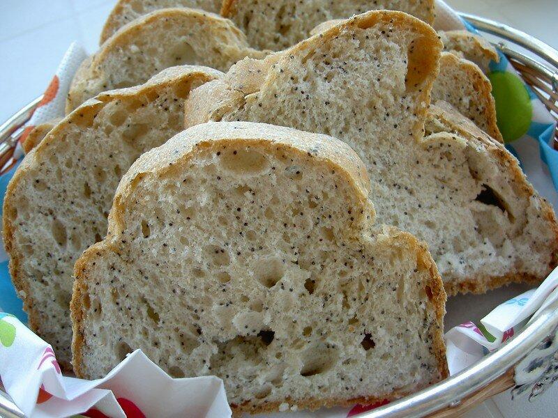 Cuisine 313 - Faire du pain sans gluten ...
