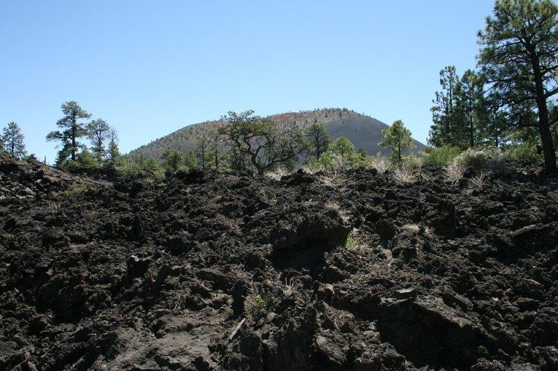 Sunset Crater - Arizona - usa