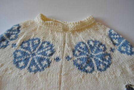 tricot lopi brynja tricoteuse d'islande