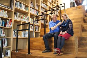 Spectaculaire opening bibliotheek