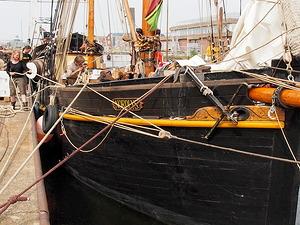 Nordlys na maanden weer op zee