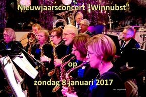 Nieuwjaarsconcert Winnubst