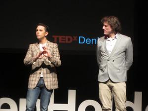 Eerste 'TEDxDenHelder' groot succes
