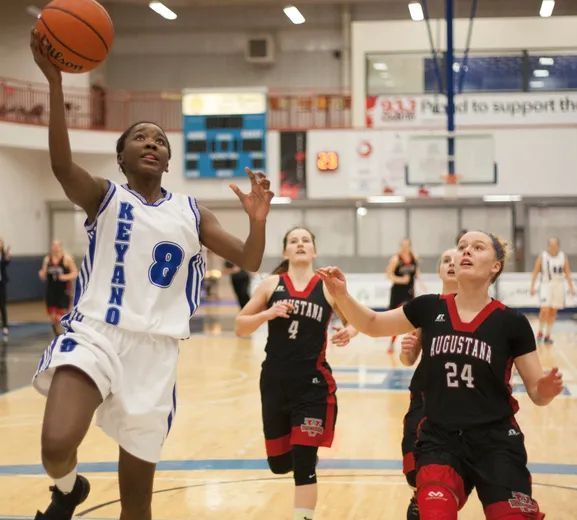 Keyano Basketball Women Sweep Away Vikings Fort McMurray