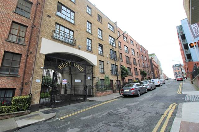 Apartment 103, Coopers, West Gate, Christchurch, Dublin 8