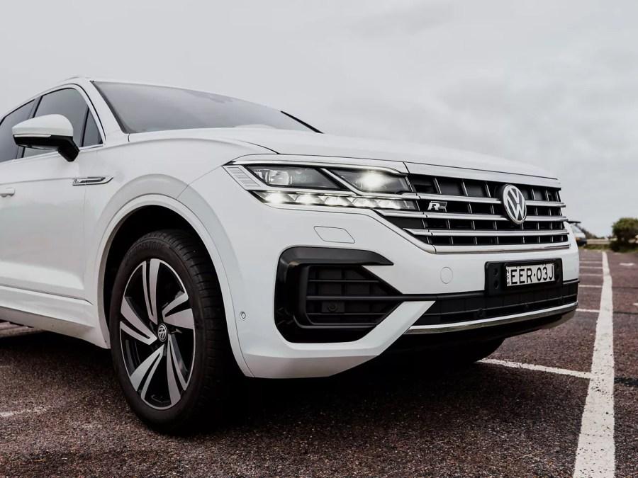 Touareg - Essendon Volkswagen